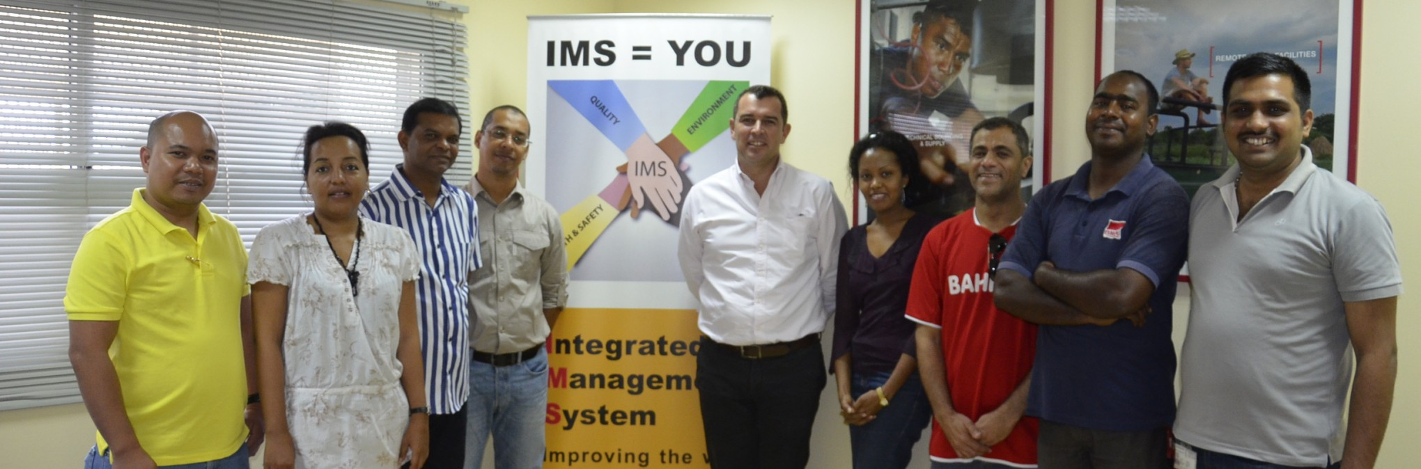 BMMI Djibouti conducts a series of HSE training