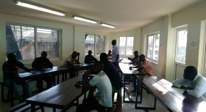 GSS South Sudan English language training