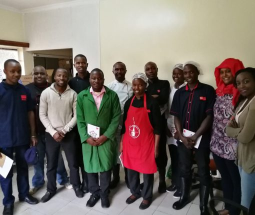GSS Kenya employees awarded